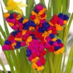 Ostern und Frühling – Basteln mit Kleinkind