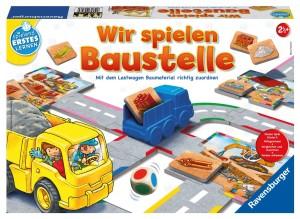 """""""Wir spielen Baustelle"""" von Ravensburger"""